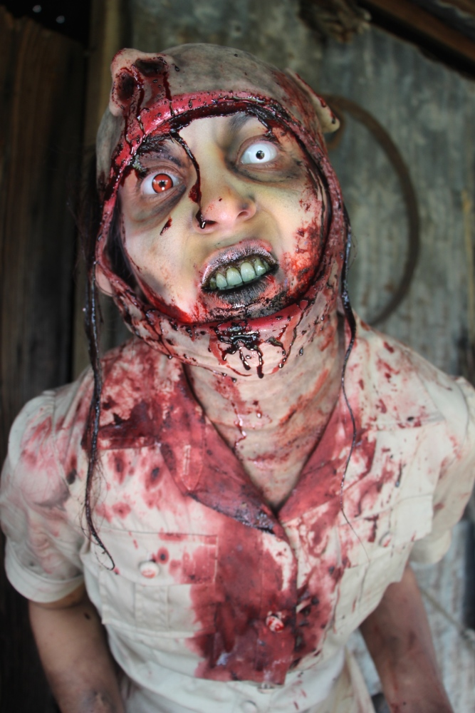 Fright Nights at the South Florida Fairgrounds ratchets up the thrills for 2014 (1/3)