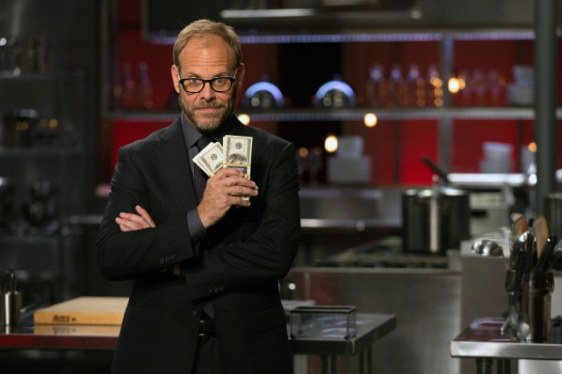 Alton Brown is host of 'Cutthroat Kitchen.' (Contributed)