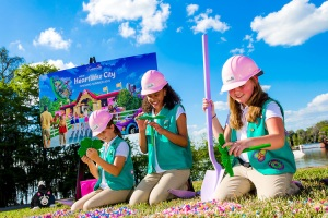 LEGOLAND FLORIDA RESORT GROUNDBREAKING OF HEARTLAKE CITY